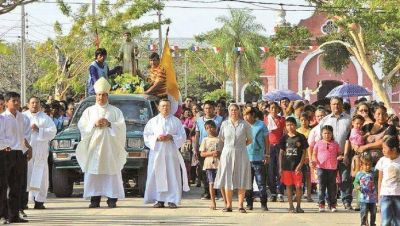 Obispo espera que no laven dinero con la deforestación