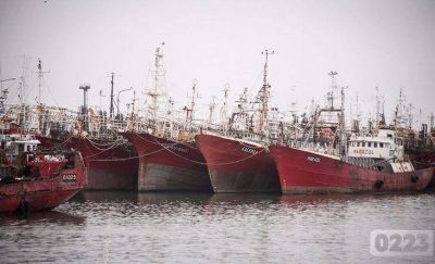Por el despido de 20 trabajadores, inspectores de Pesca iniciaron una retención de tareas