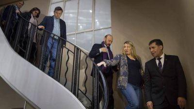 Los gobernadores del PJ y Sergio Massa se reúnen para dar un mensaje de unidad en medio de la tensión económica