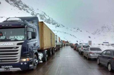 Zona Primaria San Luis consolidó primera carga hacia Chile