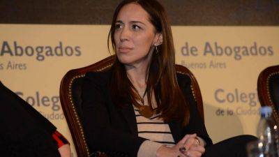 María Eugenia Vidal toma recaudos para la contención social