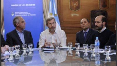 Nación aceptó sumar tributos y busca cerrar acuerdo por el Presupuesto la próxima semana