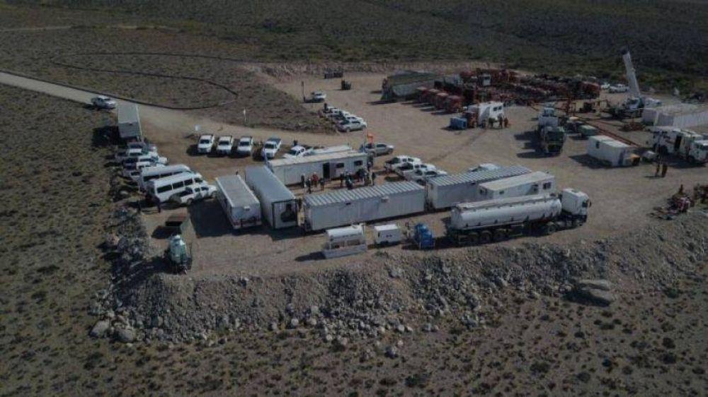 Anuncian fracking en otros dos pozos petroleros