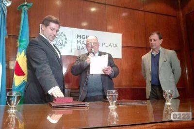 Entre repudios y denuncias de acoso, Hernán Mourelle atraviesa su semana más crítica