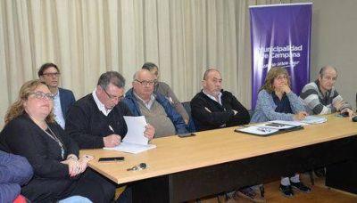 El Consejo Urbanístico Ambiental tuvo su sesión de septiembre