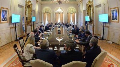 Macri buscar cerrar el Presupuesto con los gobernadores antes del acuerdo con el FMI