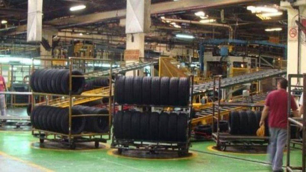 Trabajadores del neumático lograron 28% de aumento