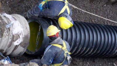 Aguas Rionegrinas licitará obras en Roca por unos 8 millones de pesos