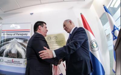"""Horacio Cartes: """"Se traicionó la amistad entre Paraguay e Israel"""""""