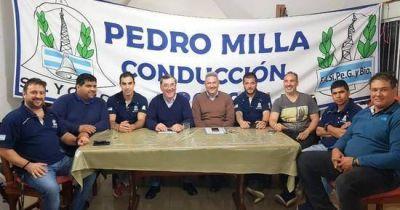 Pedro Milla va por todo