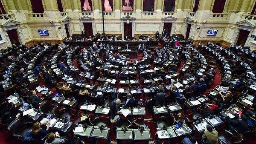 Cambiemos intentará darle un trámite rápido al Presupuesto 2019 en la Cámara de Diputados