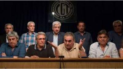 Tras reunirse con intendentes, la CGT pidió que se declare la