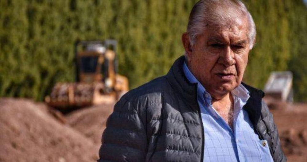 Pereyra advirtió que llegaron telegramas de despido a petroleros