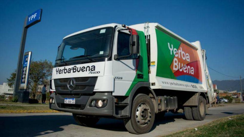 Yerba Buena apuesta fuerte por un nuevo modelo de gestión de residuos