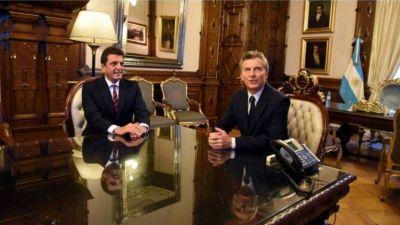 Presupuesto: Mauricio Macri buscará hablar con Sergio Massa, que duda y pone condiciones