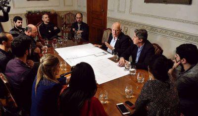 Rosario: se presentó la finalización del desagüe Vera Mujica