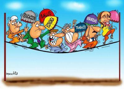 En la Provincia se hace equilibrio político-fiscal