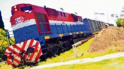 El clima afectó a las cargas por ferrocarril