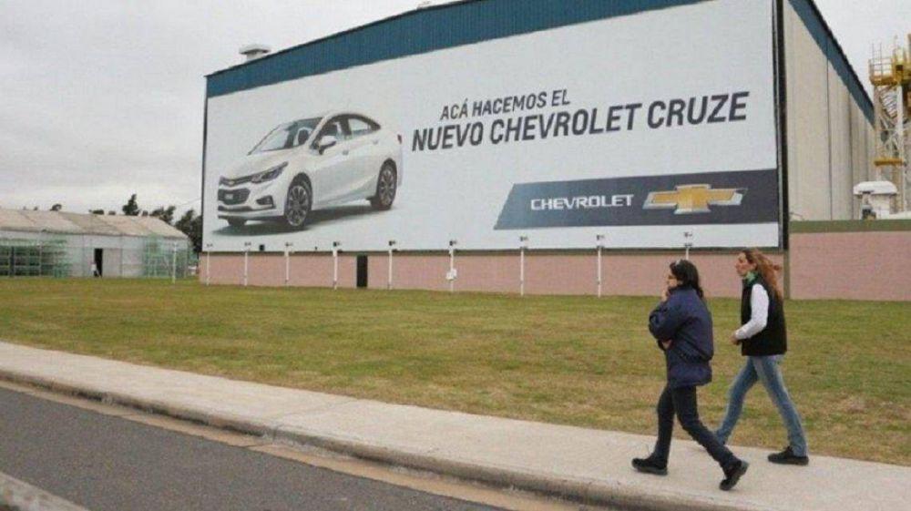 Por la crisis, General Motors suspende al personal de la planta de Santa Fe