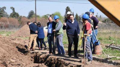 """Víctor Aiola: """"a nadie le importaban las obras que están debajo de la tierra"""""""