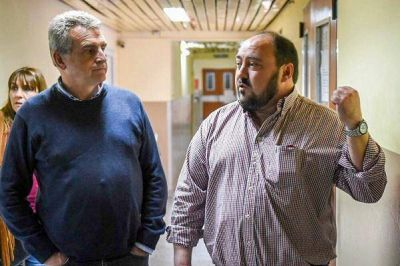 Agustin Rossi: El Hospital Campomar de Ranchos cuida la salud de todos