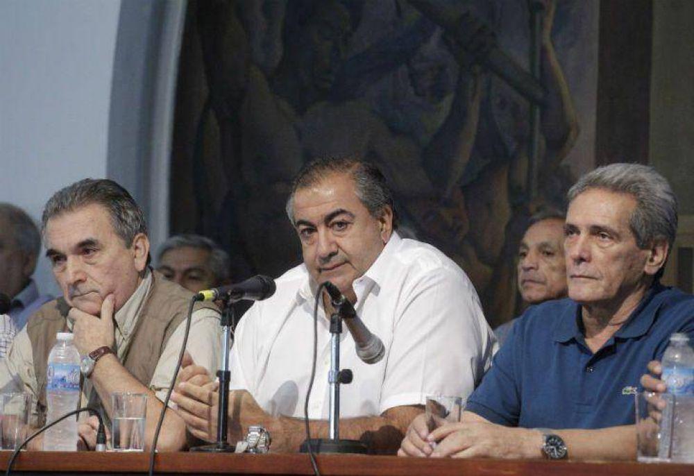 Carlos Acuña, de la CGT, contra el Gobierno: