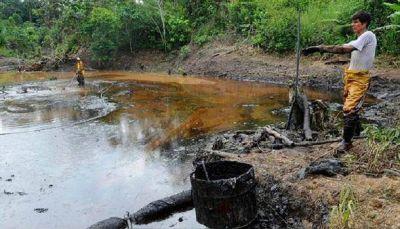 Frente de Defensa de la Amazonía ecuatoriana rechaza fallo arbitral a favor de Chevron