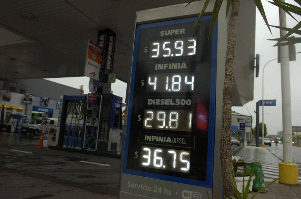 Combustibles: insisten con acortar las brechas de precios entre Buenos Aires y el interior