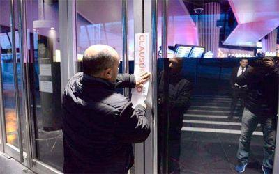 Casino del Mar: el municipio mantiene la clausura del establecimiento