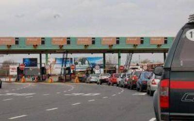 Analizan aumento de peajes en rutas de la Costa de un 25%