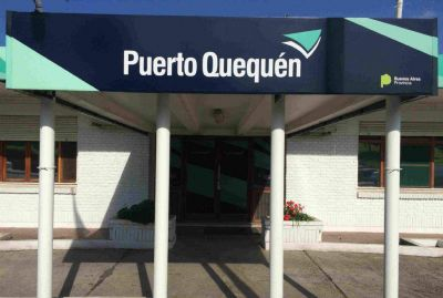 Otro allanamiento en Puerto Quequén: Buscando rastros de