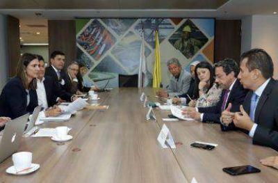 Mesa nacional de transporte llegará a todo Colombia