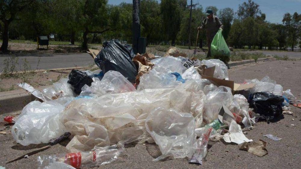 Mendoza está por encima del promedio de residuos por habitante
