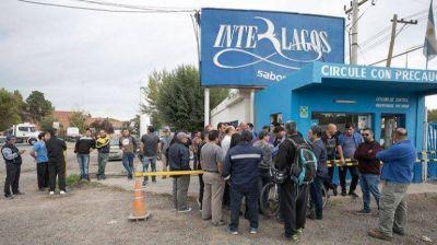 El llanto de García y el destino de los trabajadores
