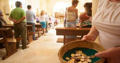 El dinero de la Iglesia Argentina