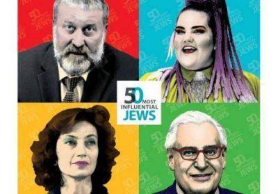 Los 50 judíos más influyentes del año