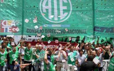 Paro y movilización de ATE en toda la Provincia en el marco de una protesta nacional