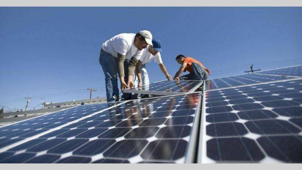 Los proyectos renovables ya generan 5000 empleos