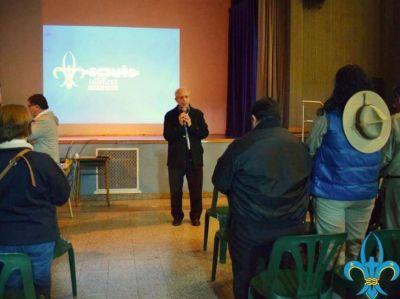 Lanzamiento de la Federación de Scouts Católicos en Argentina