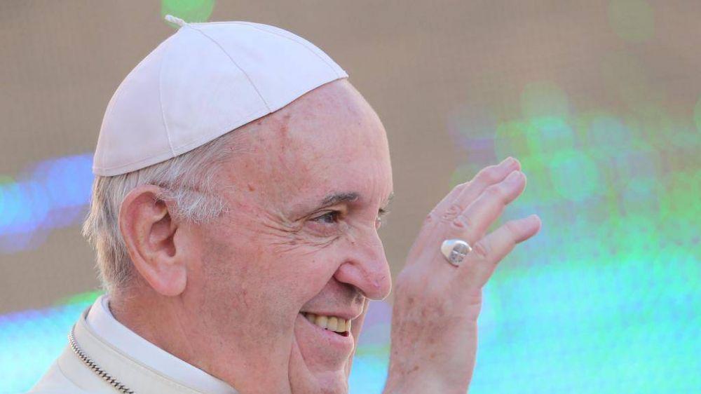 El Papa anuncia voluntad de visitar Japón en 2019