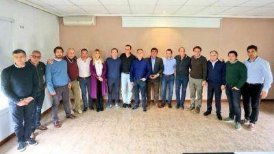 Los intendentes peronistas bonaerenses reclamaron abrir una mesa de diálogo con la gobernación