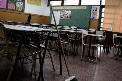 Vidal analiza extender las clases hasta el 23 de diciembre para recuperar los días de paro