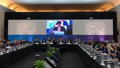 Comenzó el debate sobre comercio e inversiones en el encuentro del G20