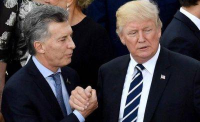 El Tesoro de EE.UU negocia con Argentina la vuelta a la convertibilidad
