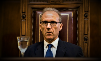 Aliado estratégico de los poderosos: Rosenkrantz, el liberal de Yale que mira bien dónde dibuja su firma