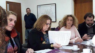 Basural: aprueban proyecto de Baragiola que pone presión al titular de Hacienda