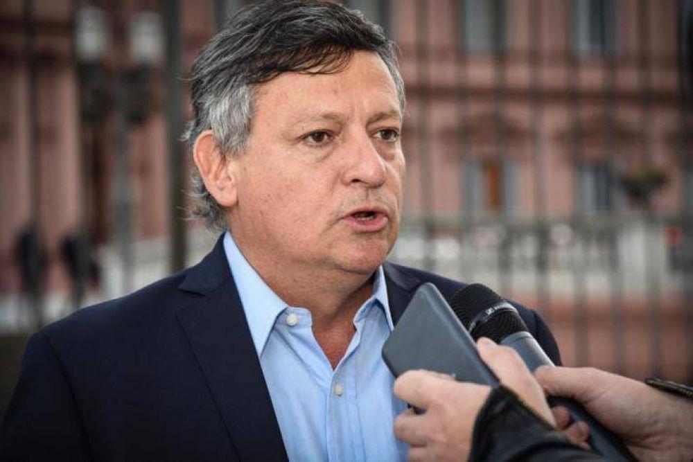 Gasoducto, acueducto y segundo puente fueron confirmados desde Nación al gobernador Peppo