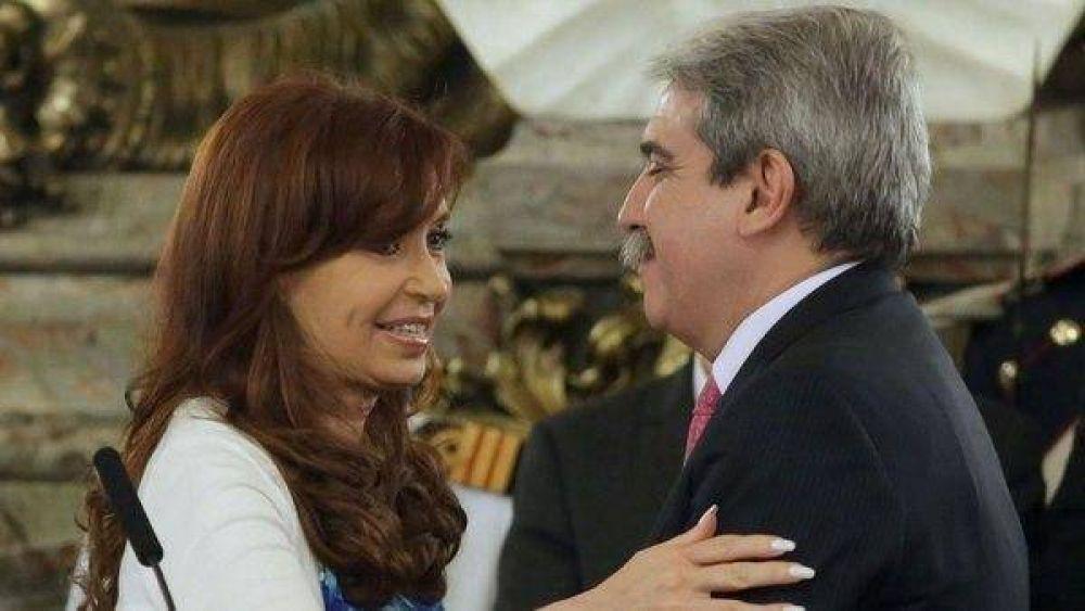 Tras un año de distanciamiento, Aníbal Fernández se reunió en secreto con Cristina Kirchner