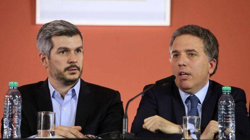 El Gobierno negó que analice con los EE.UU. la dolarización en Argentina