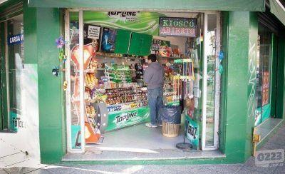 Por la crisis, algunos kioscos comienzan a cerrar en Mar del Plata